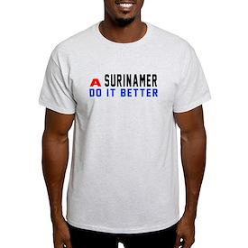 Surinamer It Better Designs T-Shirt
