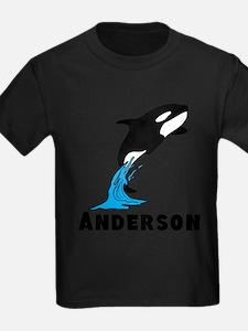 Killer Whale Orca T