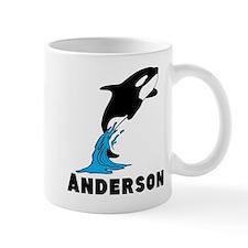Killer Whale Orca Mug