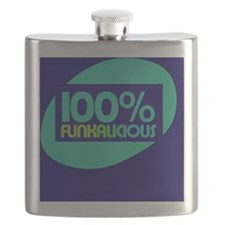 Funky fresh Flask