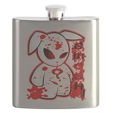 Splatter Smash Bunny Flask