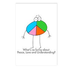 Understanding Peace Postcards (Package of 8)