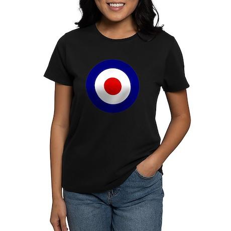 Royal Air Force Roundel/Mod Women's T-Shirt