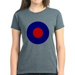 RAF Red/Blue Roundel Women's T-Shirt