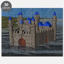 Water Castle Puzzle