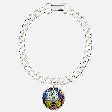 Halloween Moon Bracelet