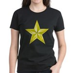 Gold Star Women's T-Shirt