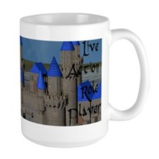 Water Castle Mugs