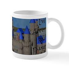 Water Castle Mugs
