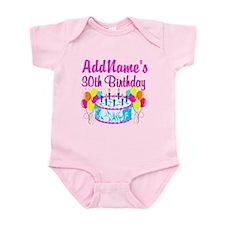 FABULOUS 30TH Infant Bodysuit