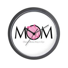 Dance Mom Wall Clock