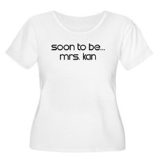 soon to be...  mrs. kan T-Shirt
