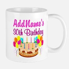 FABULOUS 30TH Mug