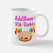 FABULOUS 30TH Mug