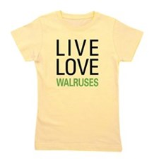 livewalrus.png Girl's Tee