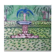 Forsythe Park Tile Coaster