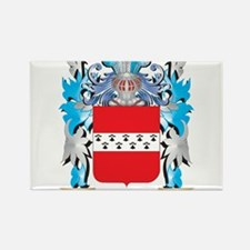 Axon Coat Of Arms Magnets