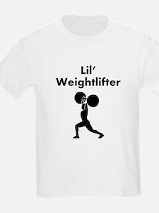 Lil Weightlifter T-Shirt