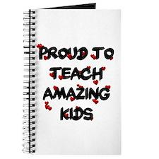 Proud to teach ALL Kids Journal