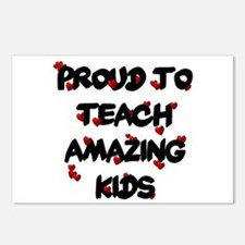 Proud to teach ALL Kids Postcards (Package of 8)