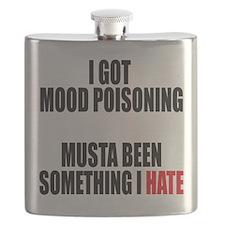 Mood Poisoning Flask