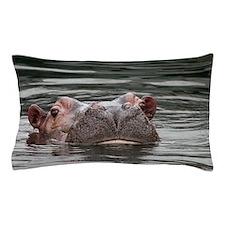 Hippo 002 Pillow Case