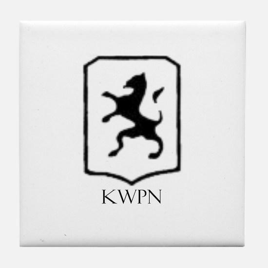 KWPN Tile Coaster