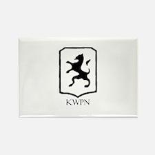 KWPN Rectangle Magnet