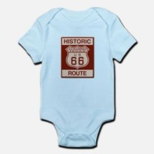 Alanreed Route 66 Body Suit