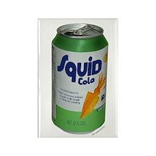 Squid Cola Rectangle Magnet (10 pack)