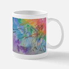 She's a Rainbow Two Mugs