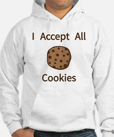I Accept All Cookies Hoodie