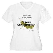 Phantom Team Grasshopper Plus Size T-Shirt