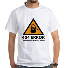 404 Error : Costume Not Found Shirt