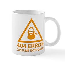 404 Error : Costume Not Found Mug
