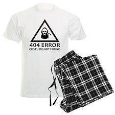 404 Error : Costume Not Found Pajamas