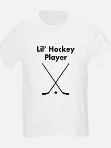 Lil Hockey Player T-Shirt