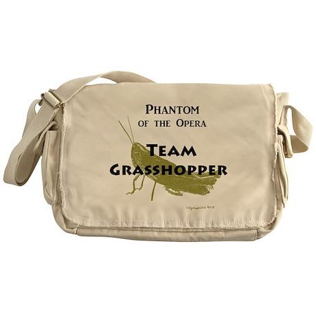 Phantom Team Grasshopper Messenger Bag