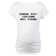 404 Error : Costume Not Found Shirt
