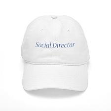 Social Director Baseball Cap