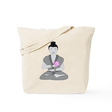 Buddha Style Tote Bag