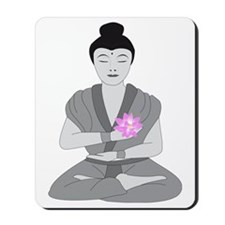 Buddha Style Mousepad