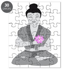Buddha Style Puzzle