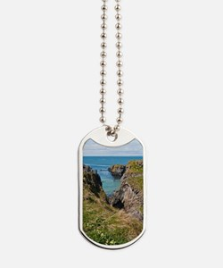Carrick-a-Rede Rope Bridge Dog Tags