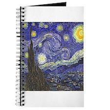 Van Gogh Starry Night Journal
