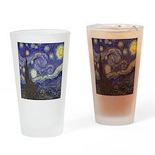 Van Gogh Starry Night Drinking Glass