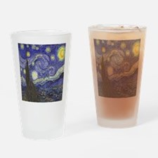 Van Gogh Starry Night Drinking Glass