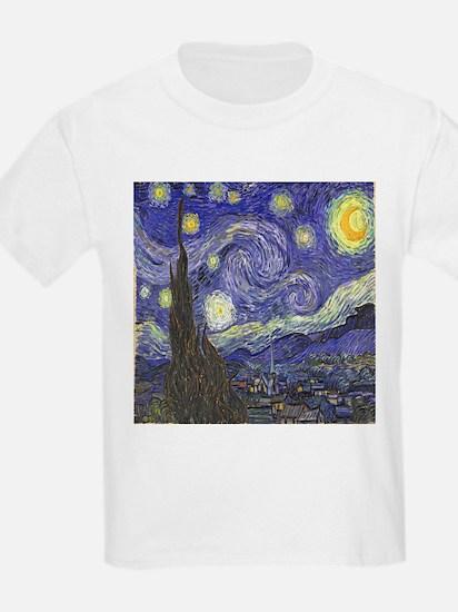 Van Gogh Starry Night T-Shirt