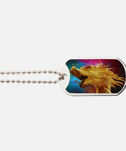 Golden Dragon Dog Tags