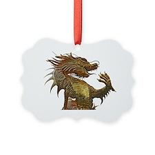 Dragon Style Ornament